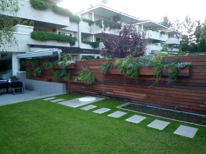 Reforma Jardines Barcelona