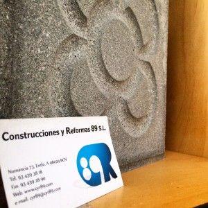 Construciones y Reformas 89
